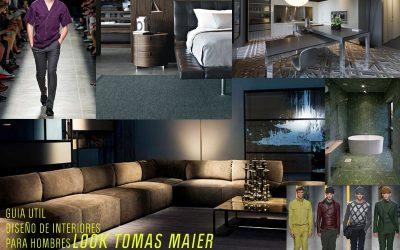 Un hombre, un hogar, un estilo _TOMAS MAIER_
